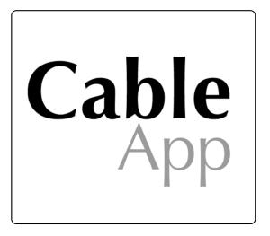 CableApp mini