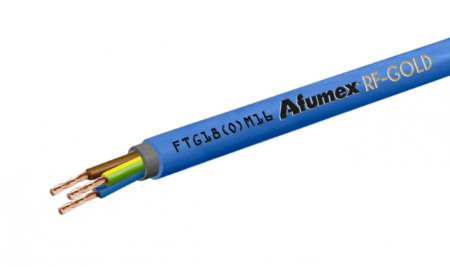 Prysmian Italia presenta il nuovo cavo FTG18(O)M16 Afumex RF–GOLD